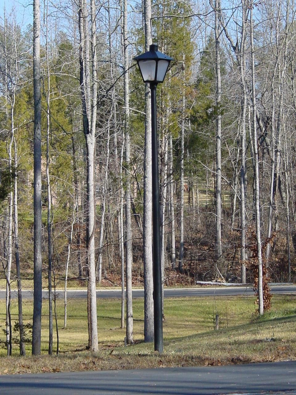 Outdoor lighting information lantern light available on fiberglass pole offers attractive lighting for residential mozeypictures Images